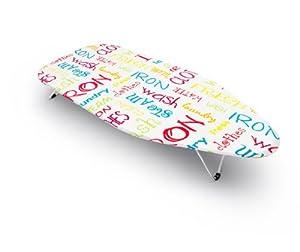 Bonita IB01 011L BT Mini Tabletop Ironing Board  Grey  available at Amazon for Rs.1199