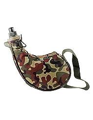 Botella Camuflaje militar