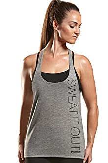 Twist Back Tank - KOS USA