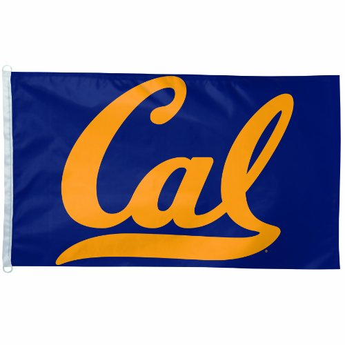 NCAA California Golden Bears 3-by-5 foot Flag