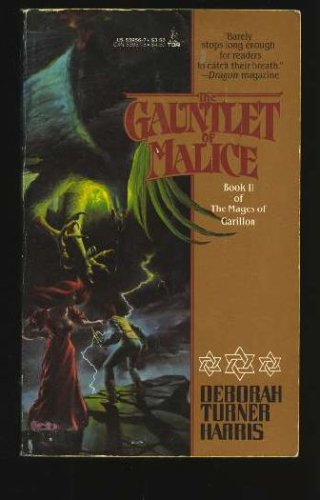 Image for Gauntlet of Malice (Mages of Garillon, Book 2)