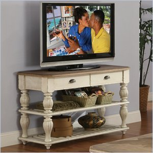 Cheap Coventry Two Tone Console Table (B006JJKWP4)