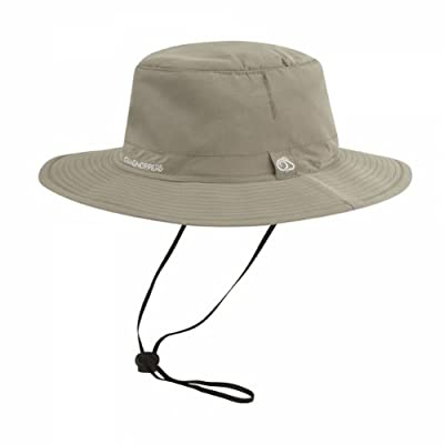 Craghoppers Men's Nosilife Outback Hat Insect Repellent Accessories