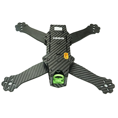 ARRIS C250 250mm Pure Carbon Fiber Micro FPV Quadcopter Frame Kit (Micro Quad Copter Frame compare prices)