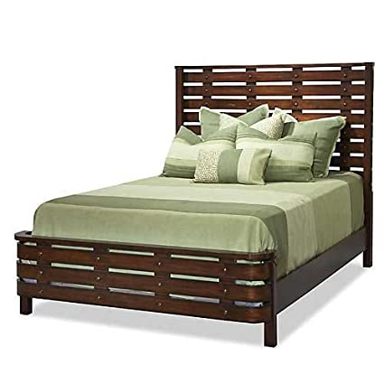 Eco Jack Slat Bedroom Collection Size: Queen