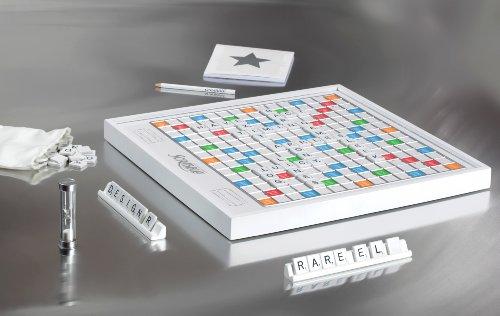 Imagen de Scrabble de Pearl Edition con rotación Junta
