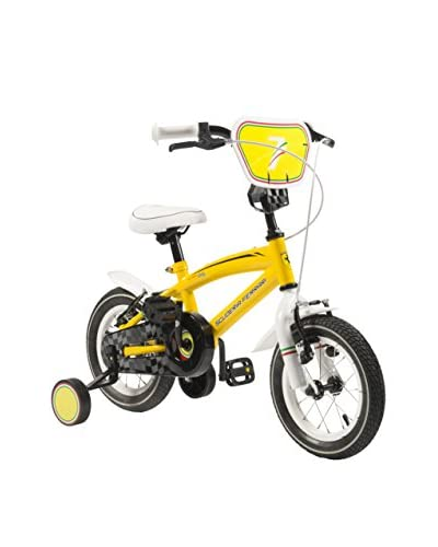 SCUDERIA FERRARI Bicicletta Kid Team 16 Yel