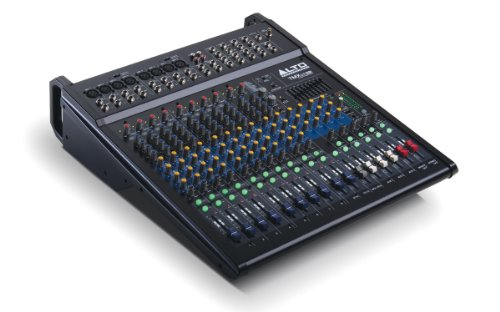 Alto Professional TMX120 DFX, Tabletop 12 Channel