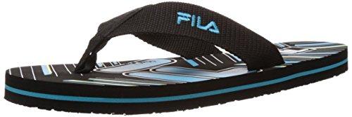 Fila Fila Men's Scale Rubber Flip Flops Thong Sandals (Multicolor)