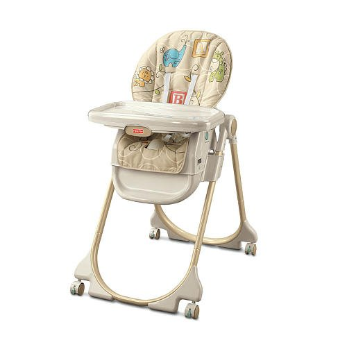 Fisher Price Home   Away Animal Krackers 3 In 1 High Chair Highchair on evenflo 2 in 1 high chair