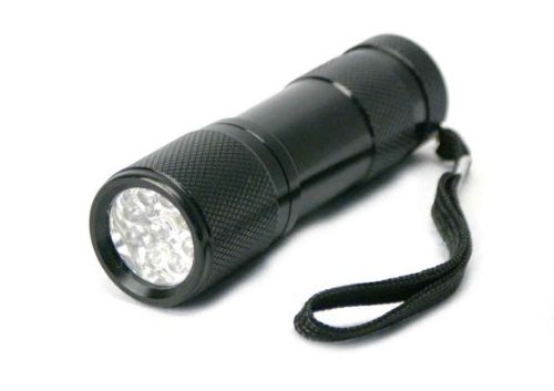 Automobile Association AA High Quality 9 LED Torch - See and be Seen with this Bright Torch