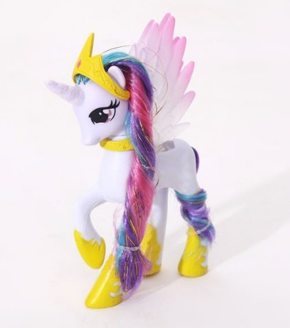[Princess Celestia my little pony Unicorn ponies] (Shetland Pony Costumes)