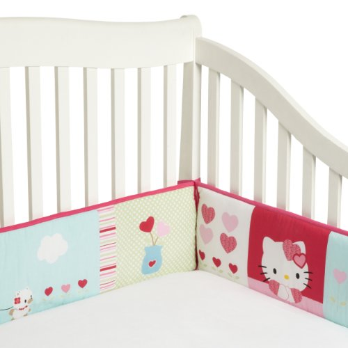 Hello Kitty Baby Bedding 178868 front