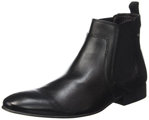 base-london-forbes-bottes-chelsea-hommes-noir-softy-black-42-eu