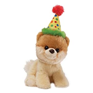 "Gund 5"" Itty Bitty Boo Happy Birthday Plush"