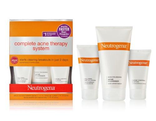 Neutrogena Neutrogena Complete Acne Therapy System