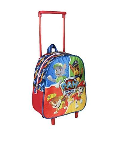 Paw Patrol Mochila trolley Multicolor