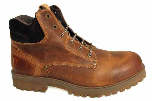 Wrangler Yuma Mens Leather Brown Ankle Lace Up Boots 12