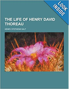 Life of Henry David Thoreau  - Henry Salt