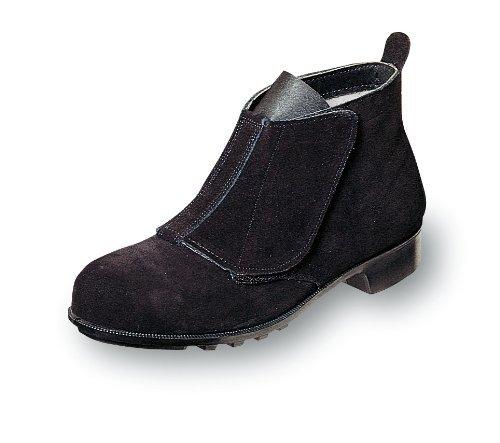 (エンゼル)ANGEL 溶接用安全靴 中編みマジック JIS合格品 先鉄芯 B212 28.0cm