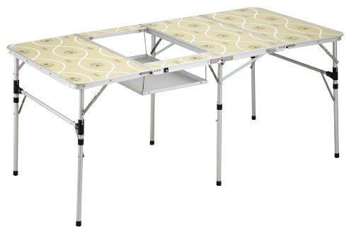 コールマン テーブル スリム四折BBQテーブル 170-7638