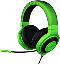Razer Kraken PRO Over Ear PC and Music Headset - Green