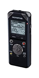 Olympus V406161BE000 WS-813 Dictaphone 8 Go