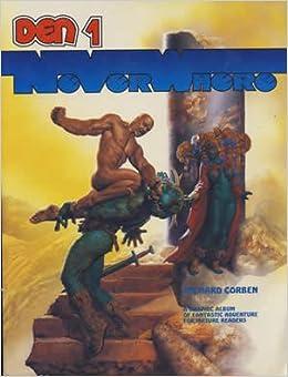 Den 1 Neverwhere: Richard Corben: 9780962384134: Amazon.com: Books