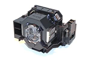 ELPLP41 COMPATIBLE PROJECTION LAMP WITH HOUSING FOR EPSON 30DAYS REFUND & 120DAYS WARRANT
