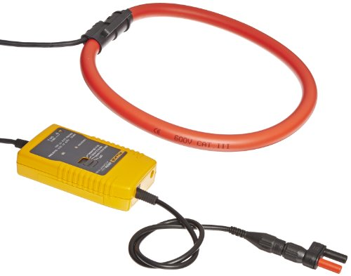 Fluke Current Probe : Fluke i s flex ac current probe v rms dc