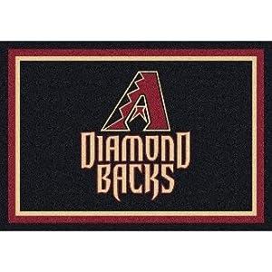 Milliken My Team Rugs - MLB - Arizona Diamon Backs - Spirit 5