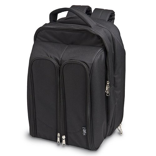 Find Bargain Wine Picnic Backpack for Two