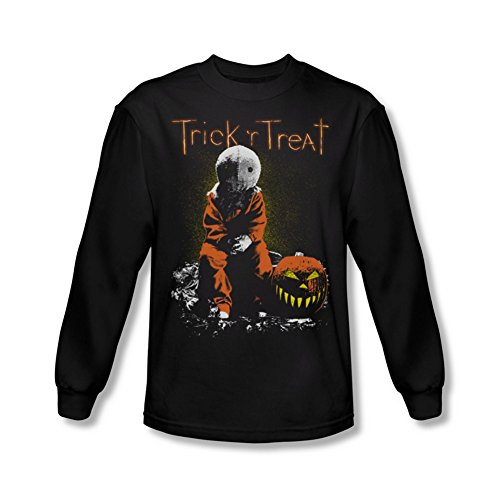 Trick 'R Treat Sitting Sam Long Sleeve T-Shirt WBM219LS