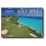Golfkalender GOLF 2014 - Motive und Zitate
