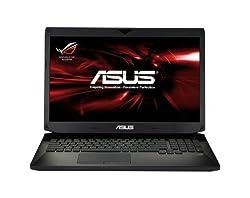 ASUS G750JW-DB71 17.3-Inch Laptop (Black)