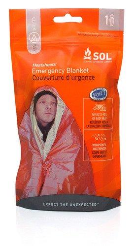Adventure Medical Heatsheets Emergency Blanket