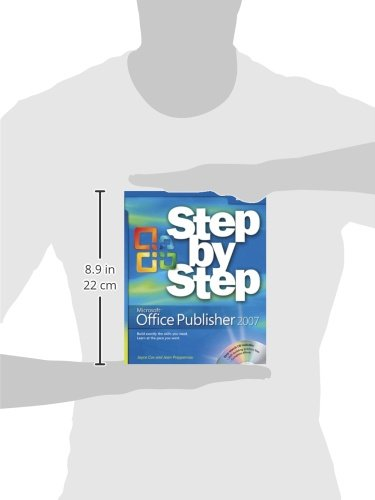 Microsoft® Office Publisher 2007 Step by Step (Microsoft Step By Step)