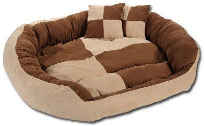 hundebett xxl so f hlen sich kleine und gro e hunde wohl. Black Bedroom Furniture Sets. Home Design Ideas