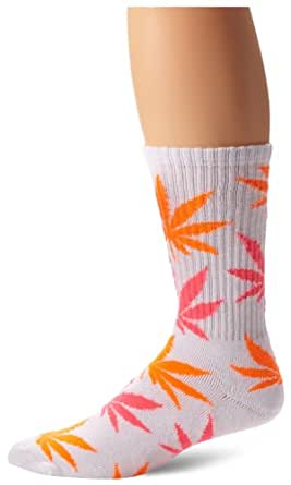 HUF Glow in the Dark Plantlife chaussettes