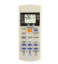 Remote Control for PANASONIC AIR CONDITIONER model E-ionizer