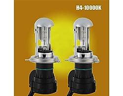 See Generic Auto Car DC 9-16V 35W H4-10000K Ballast HID Xenon High/Low Beam Bulb Conversion Kit Details