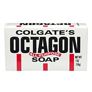 Octagon All Purpose Laundry Bar Soap by Colgate - 7 Oz