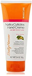 Sally Hansen Nails & Cuticles Hand Crme 24 Hour Moisture 96g