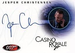 James Bond in Motion - Jesper Christensen \