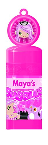 John Hinde dPal Bubbles Maya Bottle, One Color, One Size - 1