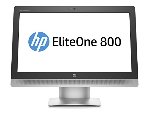 "HP EliteOne 800 G2 3.2GHz i5-6500 23"" 1920 x 1080Pixels"