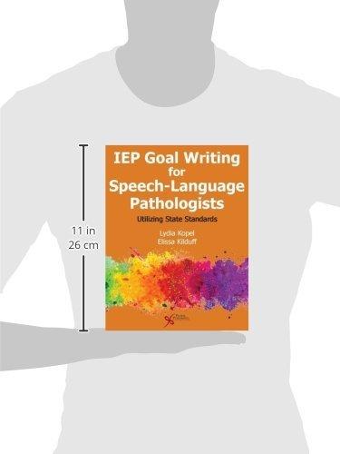 report writing for speech language pathologists