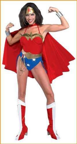 Wonder Woman Costumes Adult Halloween Costume