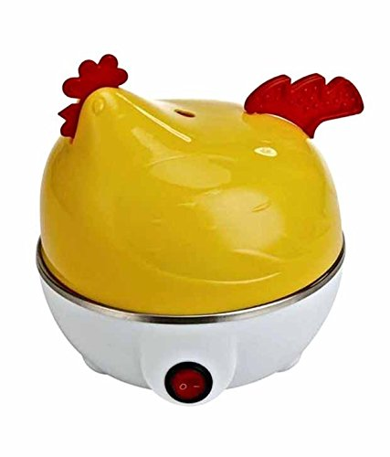 Harjas Kitchen Hen 7 Egg Cooker