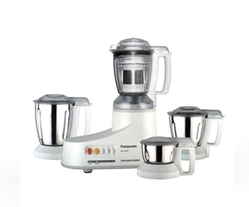 Panasonic MX-AC400 3 JAR Mixer Grinder, (OVERSEAS USE ONLY) 220 to 240-volt (Mixer Grinder And Juicer compare prices)